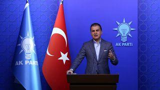 AK Parti Sözcüsü Çelik'ten Ekrem İmamoğlu'na tepki: Hesap makinesiyle gezeceğinize Anayasa ile gezin