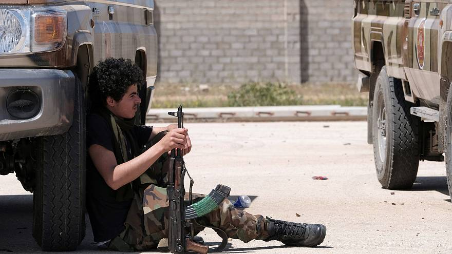 Mais de 30 mortos na ofensiva contra Tripoli