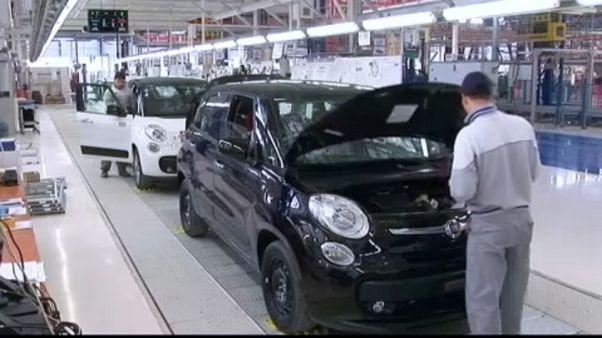 Bevásárolta magát a Teslába az olasz Fiat, hogy így spóroljon a károsanyag-kibocsátási kvótájával