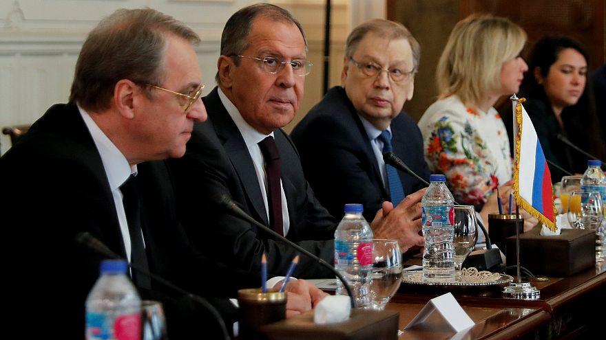Лавров: НАТО - причина кризиса в Ливии