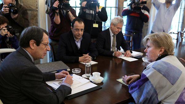 Κυπριακό: «Η προσπάθεια συνεχίζεται» - Άγνωστο αν θα επιστρέψει ξανά η Λουτ
