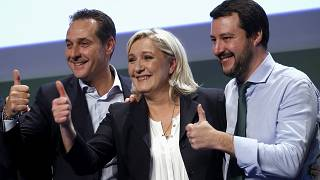 Salvini makes moves to forge a European right-wing alliance ahead of EU elections