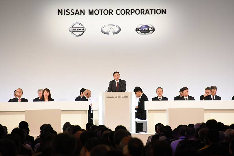 Nissan Motor Co./Handout via Reuters