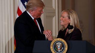 Távozik az amerikai belbiztonsági miniszter