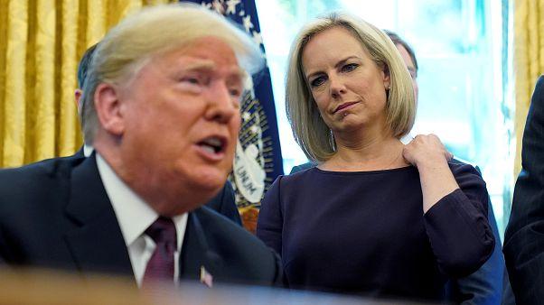 استعفای وزیر امنیت ملی کابینه ترامپ
