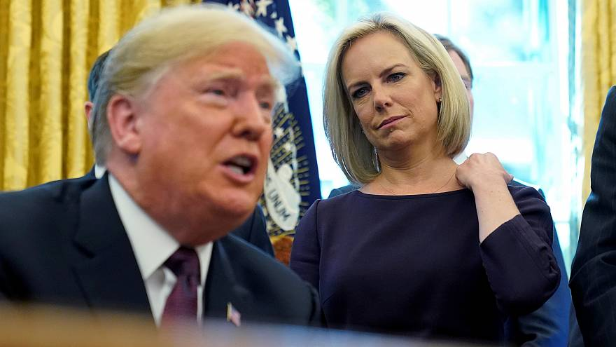 Trump's US Homeland Security Secretary Nielsen resigns | #TheCube
