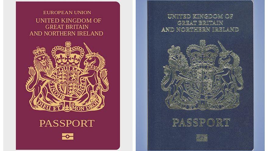 Brexit: Tο Λονδίνο ξεκίνησε να εκδίδει διαβατήρια χωρίς την ένδειξη «Ευρωπαϊκή Ένωση»