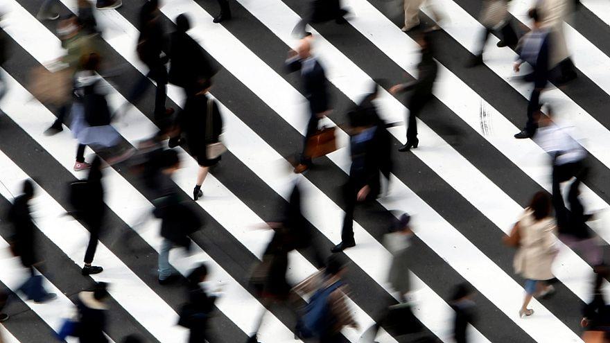 Ιαπωνικό φύλο ηλικία
