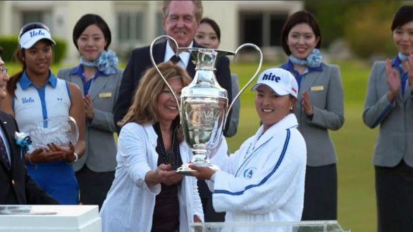 Golf: a Jin Young Ko l'ANA Inspiration 2019