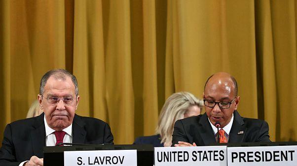 روسیه مانع انتشار بیانیه شورای امنیت علیه نیروهای حفتر در لیبی شد