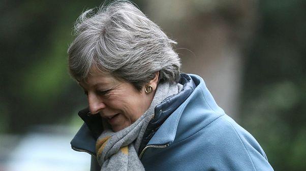 """Theresa May wird auf ewig """"Brexit-Premierministerin"""" bleiben"""