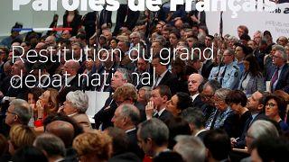 Итоги национальных дебатов во Франции