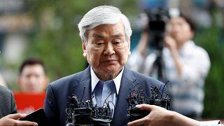 Πέθανε ο πρόεδρος της Korean Air - Δικαζόταν για διαφθορά