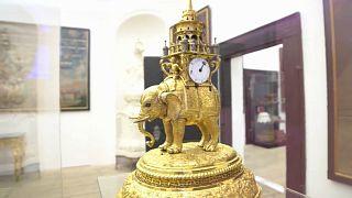Streit um Esterhazys Wunderkammer von Forchtenstein