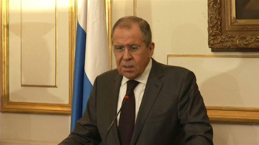 """Libye : Sergueï Lavrov met en garde contre """"l'ingérence étrangère"""""""