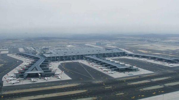 Le nouvel aéroport d'Istanbul paré au décollage