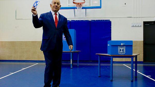 """Israel wählt - für oder gegen Netanjahus """"Trump-Trumpfkarte"""""""
