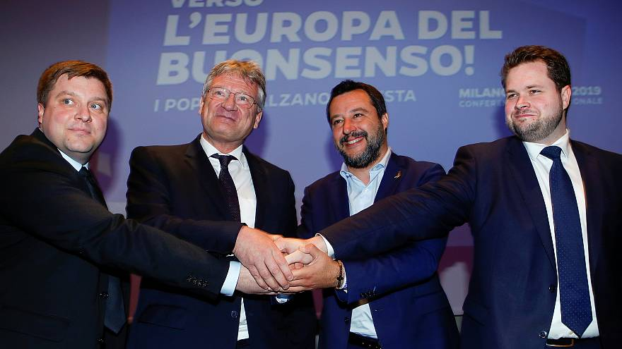 Raw Politics in full: Salvini flop, 'Great Debate' results and violence in Libya