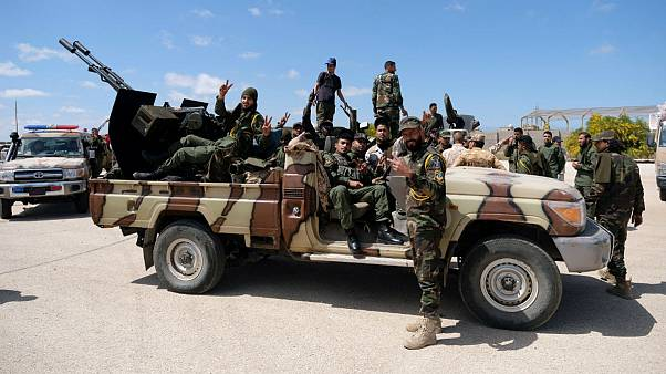 موگرینی خواستار برقراری آتشبس در لیبی شد