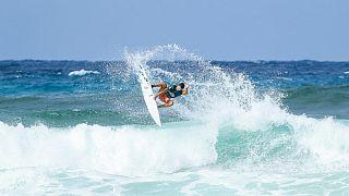 Surf: Marks e Ferreira vencem primeira etapa do Campeonato Mundial