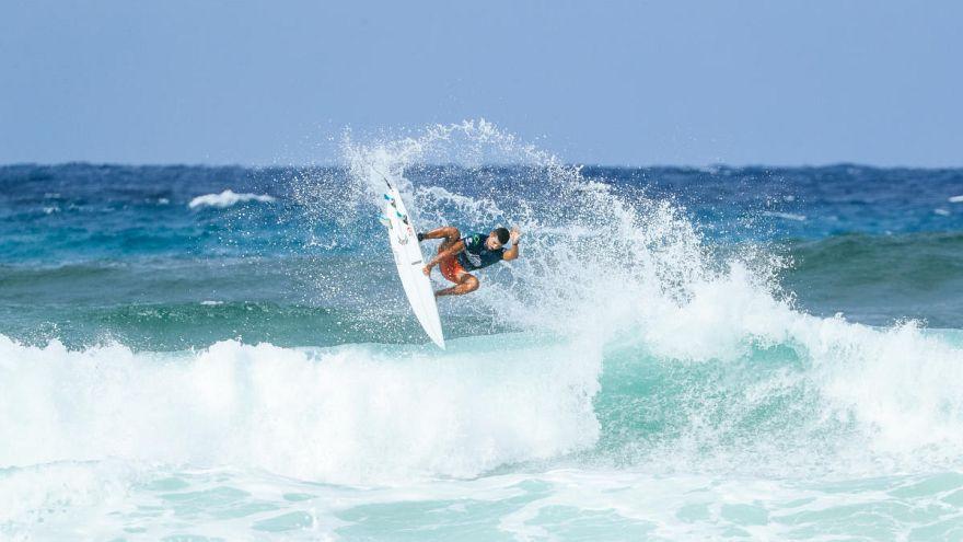 Fereira y Marks ganan en Australia el primer título de la Liga Mundial de Surf