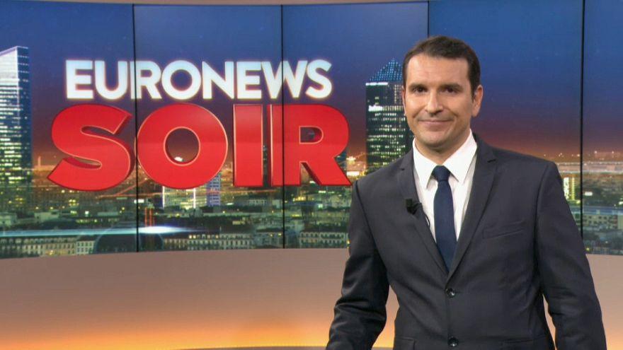 Euronews Soir : l'actualité du 8 avril