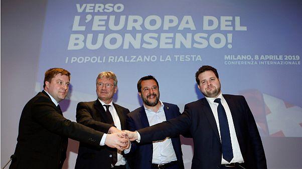سران احزاب راست افراطی اروپا