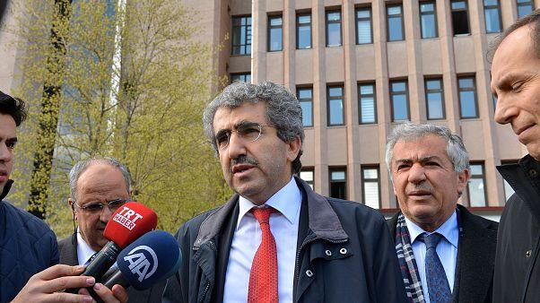 Ali Demir gözaltına alındı