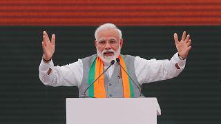 Hindistan Başbakanı Narendra Modi