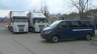 1500 kg marihuánát foglaltak le Bulgáriában