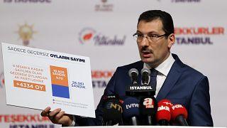 Ali İhsan Yavuz'dan 'organize usulsüzlük' iddiasına Büyükçekmece örneği