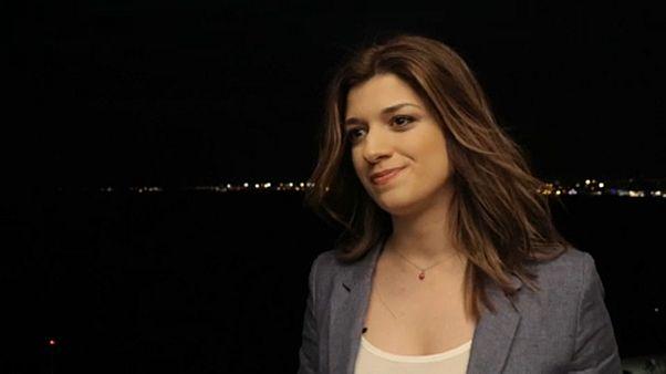 Κατερίνα Νοτοπούλου: «Στις εκλογές διακυβεύεται η σύγκρουση δύο κόσμων»