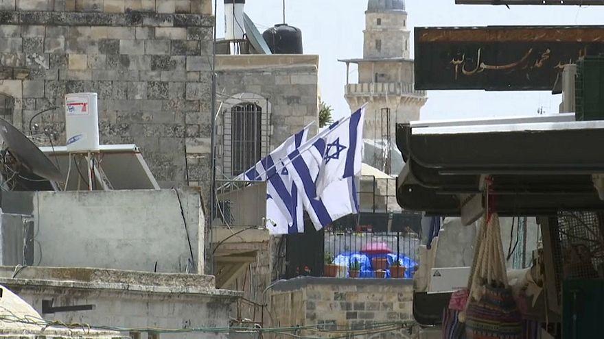 من البلدة القديمة في القدس