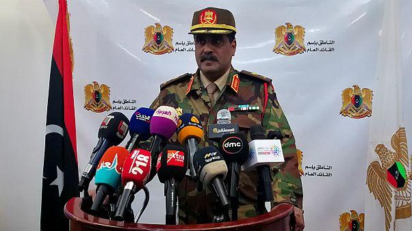 Libya Ulusal Ordusu Sözcüsü: Amacımız Libya'yı uluslararası topluma kazandırmak