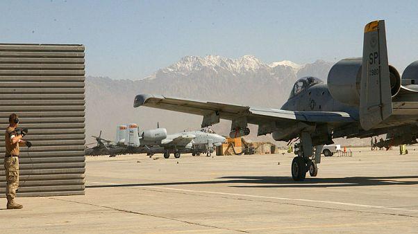 پایگاه بگرام افغانستان