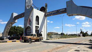 Único aeroporto de Tripoli em funcionamento é encerrado
