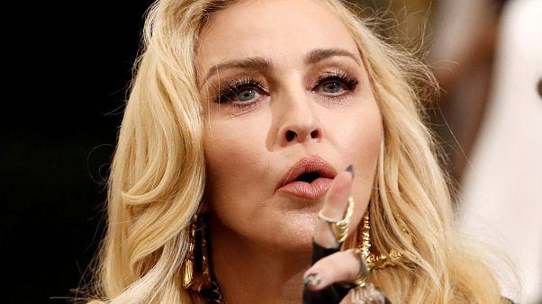 """Мадонна выступит на """"Евровидении"""""""