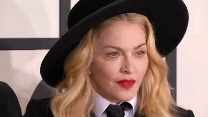 Madonna cantará en Eurovisión por un millón de dólares