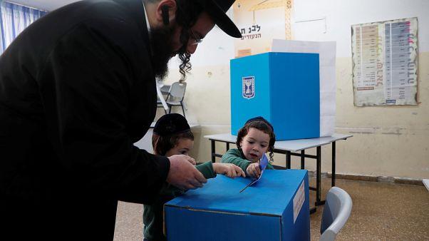 بدء التصويت في انتخابات الكنيست
