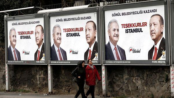 Elutasította az isztambuli szavazatok újraszámlálást a török legfőbb választási tanács