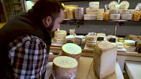 Сыр, вино и «аэробусы»