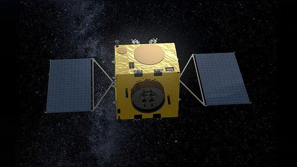 """""""هيرا""""، مركبة فضائية ذاتية القيادة لحماية الأرض من الكويكبات الفتاكة"""