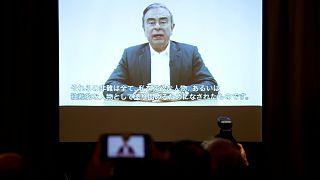 Carlos Ghosn: Nissan yöneticileri bana komplo kurdu