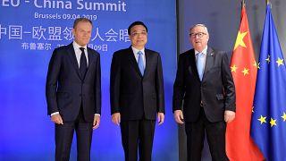 La UE y China, condenadas a entenderse