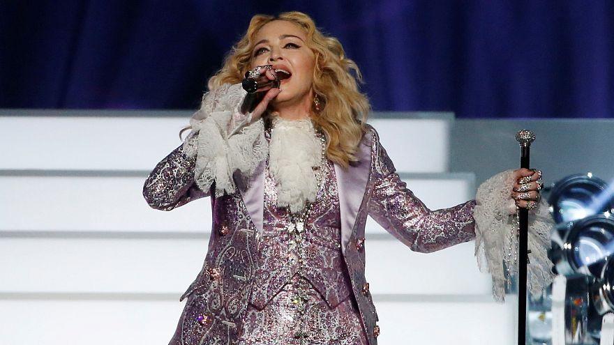 Madonna vai estar no Festival Eurovisão da Canção