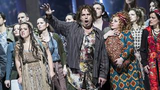 Porgy and Bess by teh Hungarian State Opera in 2018.