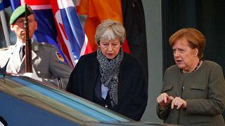 Brexit : une nouvelle journée marathon pour Theresa May
