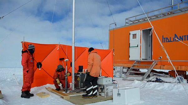 Jégkutatás: A Föld legöregebb jegét keresik az Antarktiszon