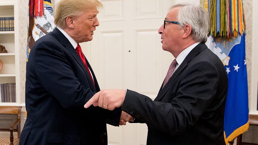 Ουάσινγκτον και Βρυξέλλες στα πρόθυρα εμπορικής σύρραξης