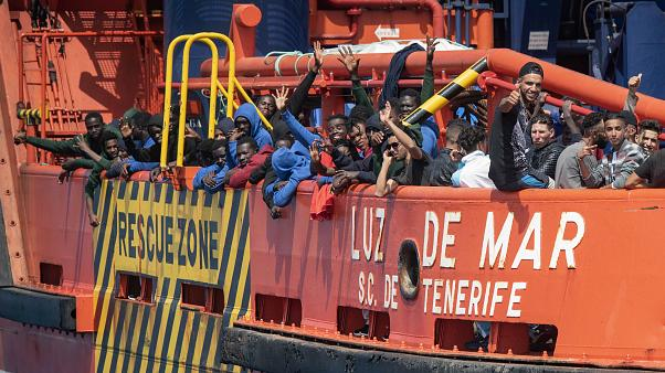 Are Spain and Italy covering up the number of migrant arrivals?